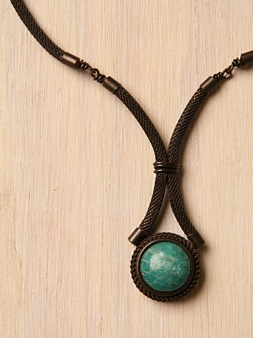 Strong Armed Necklace