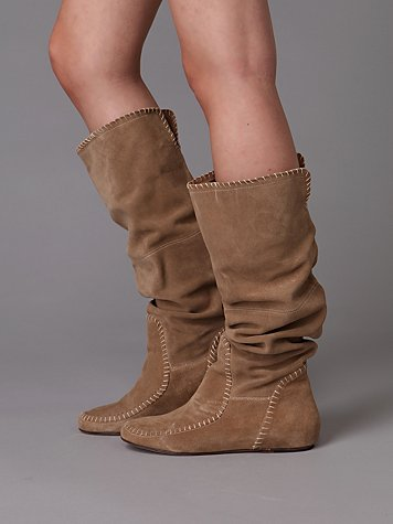 Nicky Slouch Moc Boot