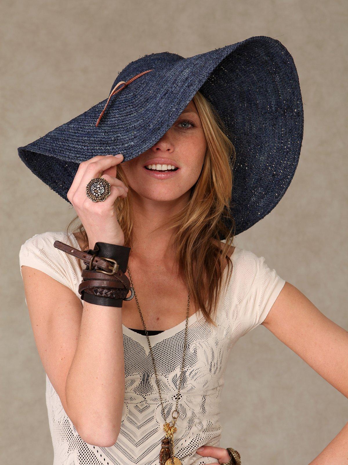 Сшить шляпу широкие поля 991