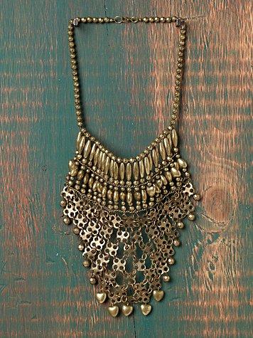 Empress Bib Necklace