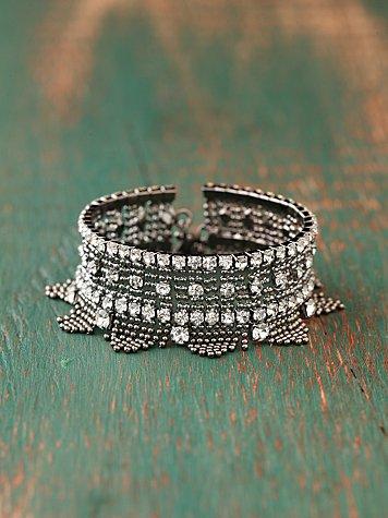 Empress Fringe Bracelet