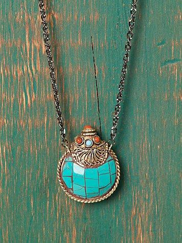 Egyptian Ornament Pendant