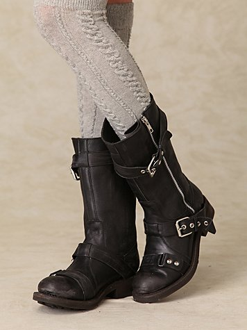 Thriller Moto Boot
