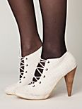 Sicily Lace Up Heels