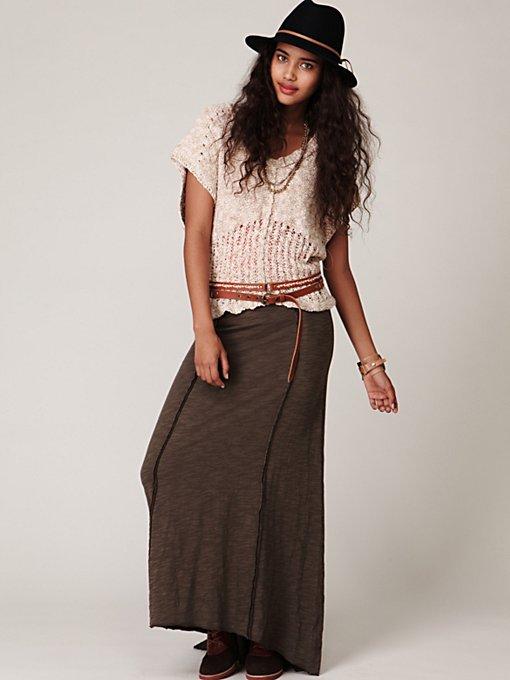 Cascade Canyon Maxi Skirt
