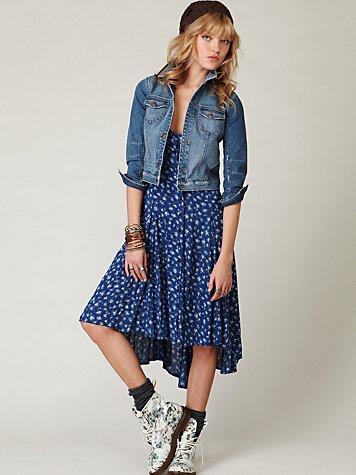 FP New Romantics First Bloom Maxi Dress