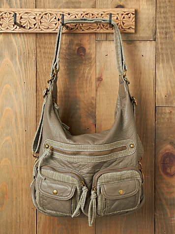 Torino Double Pocket Hobo