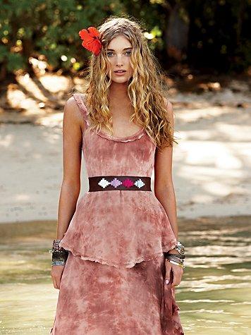 Hippie Trip Maxi Dress