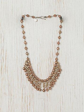 Helios Collar Necklace