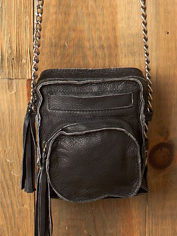 Gavin Washed Leather Crossbody