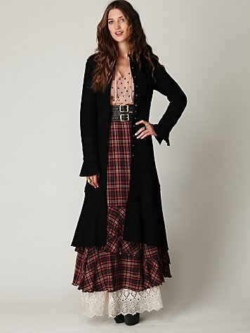 Heritage Wool Coat