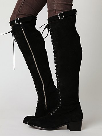Ludlow Lace Boot