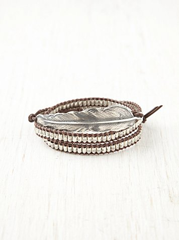 Birds of a Feather Wrap Bracelet