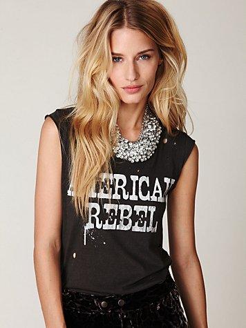 American Rebel Tee