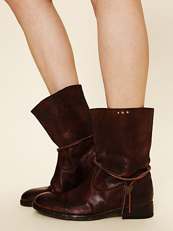 HTC Sienna Leather Boot