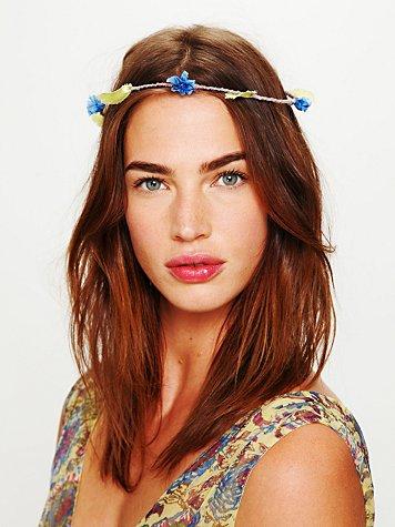 Fiona Flower Halo