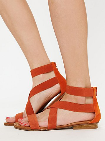 Hannah Stretch Sandal