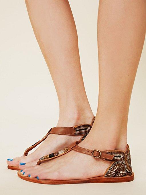 Indio Bead Sandal