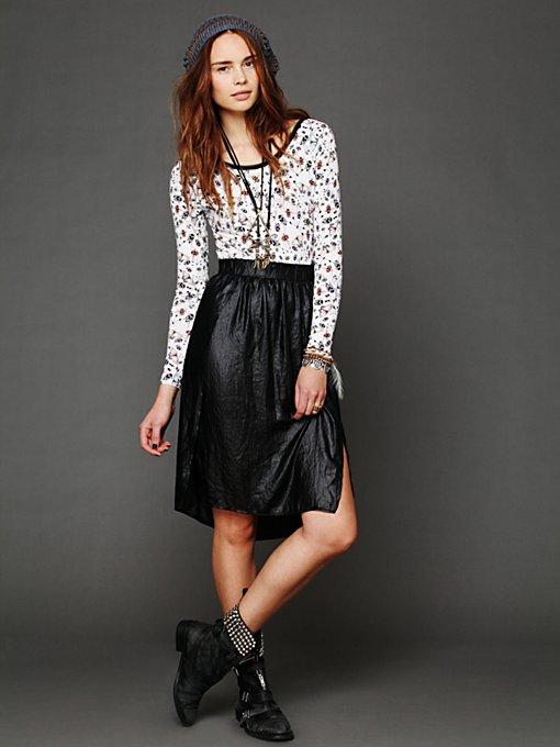 Calva Skirt