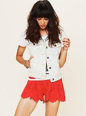 Spanish Lace Short