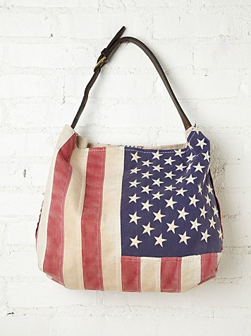 Treasured Flag Tote