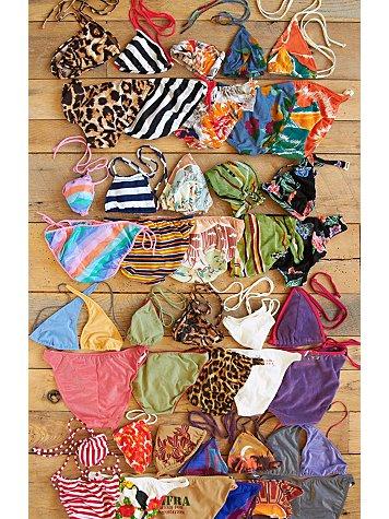 Vintage 1970s French Bikinis