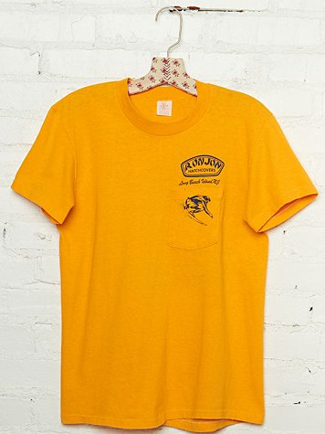 Vintage Ron Jon Hatchovers 1970 Graphic Tee