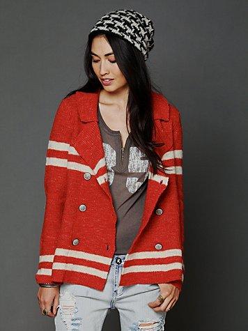 Earned Stripes Jacket