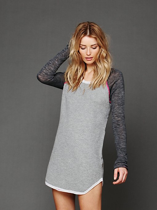 Cashmere Thermal Nightie