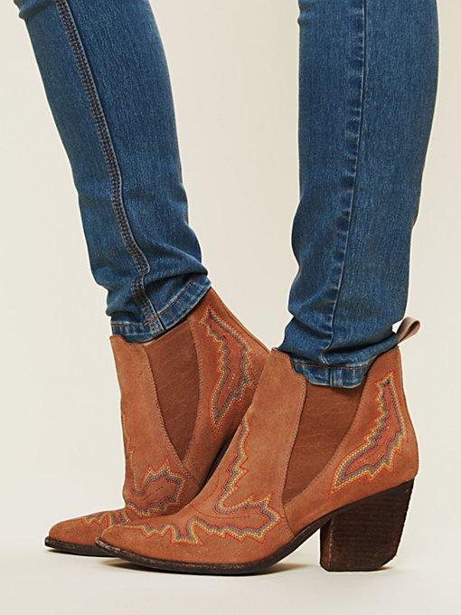 Frontier Stitch Boot