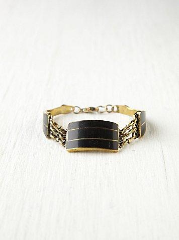 Enamel Trio Bracelet