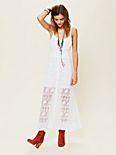 Prairie Mesh Dress