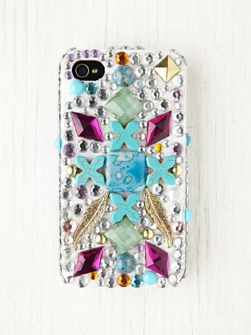 Bling Bling Hello iPhone 4/4S Case