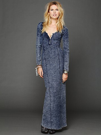Ginger Seam Column Dress