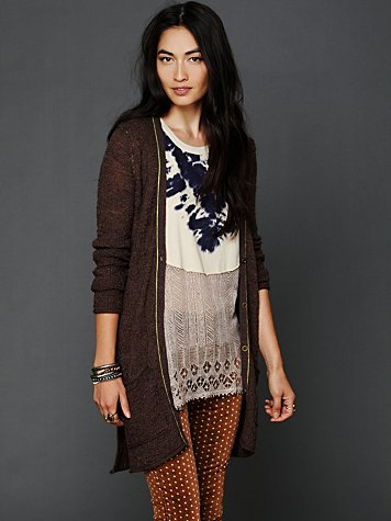 Pop Stitch Cardigan