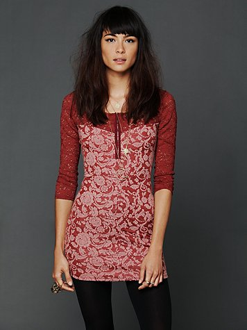 Love You To Pieces Tunic