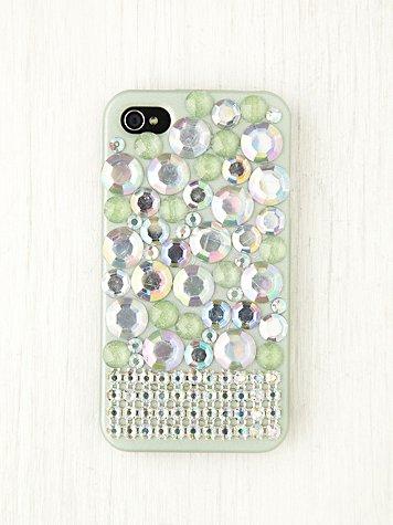 Adorned iPhone 4/4S Case