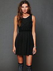 Sassy Soutache Dress