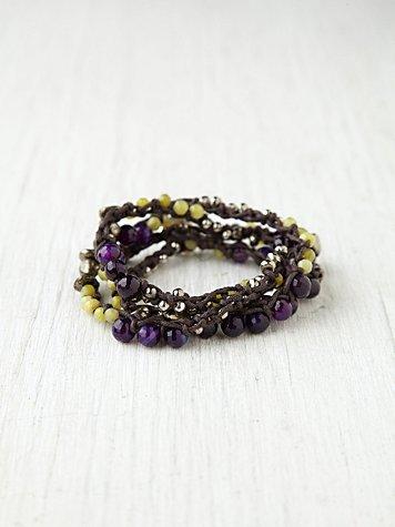 Luca Wrap Bracelet
