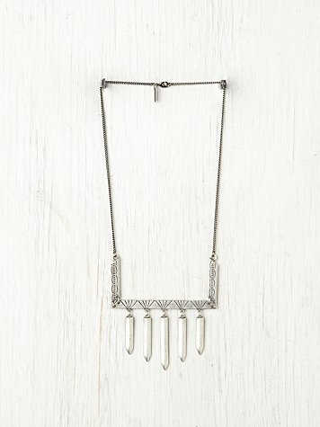 The Labyrinth Necklace
