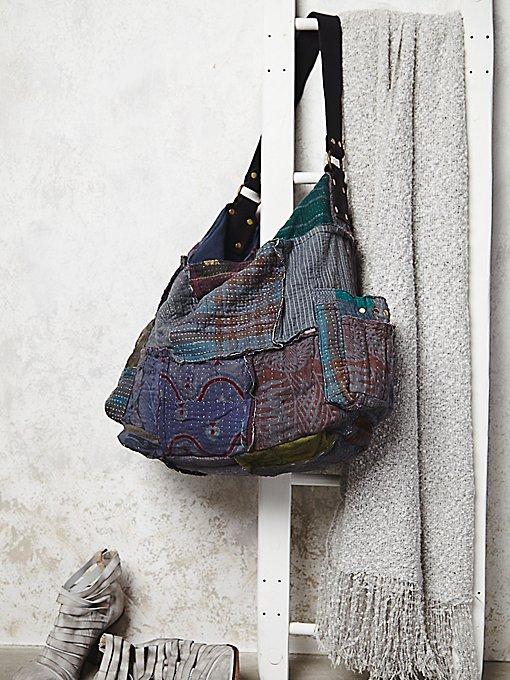 Vintage Kanta Bag