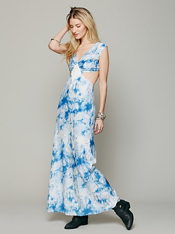 Diamond Maxi Dress