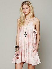Handkerchief Dress with Pockets