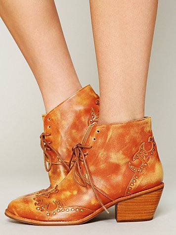 Bowery Ankle Boot