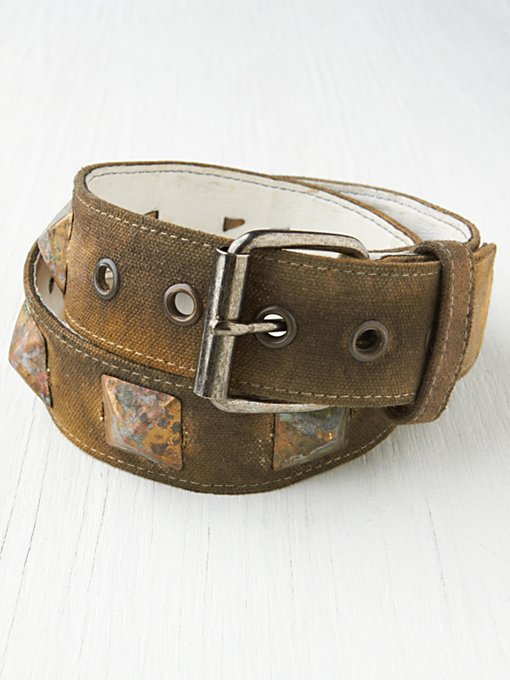 Century Stud Belt