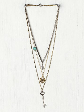 Automatic Necklace