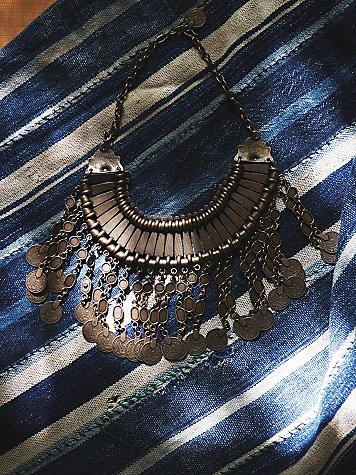 Antalya Coin Collar