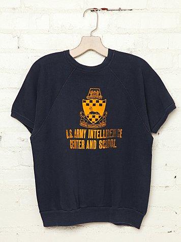 Vintage U.S. Army Sweatshirt