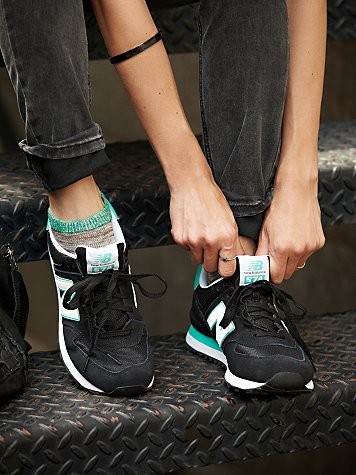 Color Blend Anklet