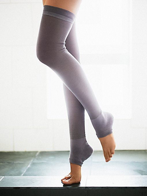 Sheer Thigh Hi Legwarmer